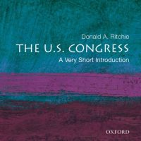 #30DaysOfThanks2017 Day 19: The U.S. Congress: A Very Short Introduction by Donald A. Ritchie (Audiobook)