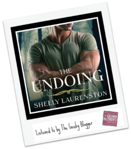 Audiobook Review: The Undoing by Shelly Laurenston @tantoraudio