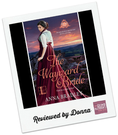 The Wayward Bride by Anna Bradley
