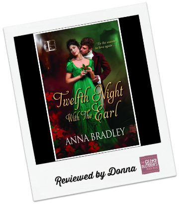 Twelfth Night with the Earl by Anna Bradley