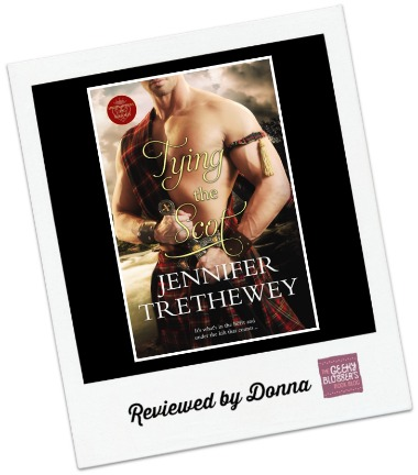 Tying the Scot  by Jennifer Trethewey
