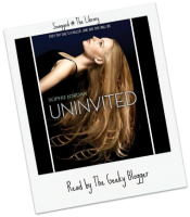 Snagged @ The Library Review: Uninvited by Sophie Jordan