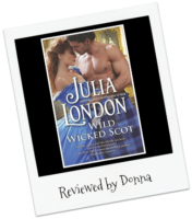 Donna's Review: Wild Wicked Scot by Julia London
