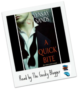 Shout Out Saturday:  A Quick Bite by Lynsay Sands