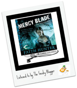 Audiobook Review: Mercy Blade by Faith Hunter