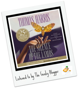 Audiobook Review: The Silence of the Lambs by Thomas Harris