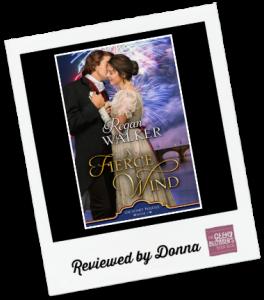 Donna's Review: A Fierce Wind by Regan Walker