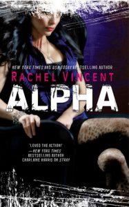 Audiobook Review: Alpha by Rachel Vincent