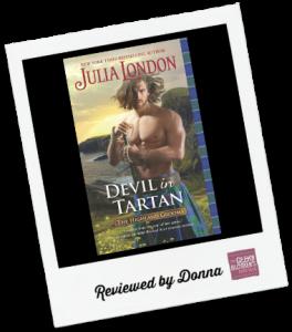 Donna's Review: Devil in Tartan by Julia London
