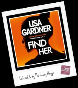 Audiobook Review: Find Her by Lisa Gardner