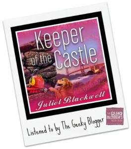 Audiobook Review: Keeper of the Castle by Juliet Blackwell