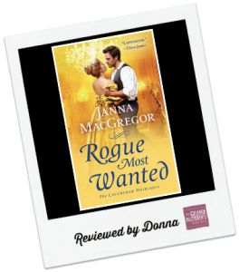 Donna's Review: Rogue Most Wanted by Janna MacGregor