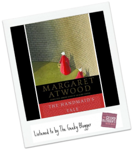 Audiobook Review: The Handmaid's Tale by Margaret Atwood