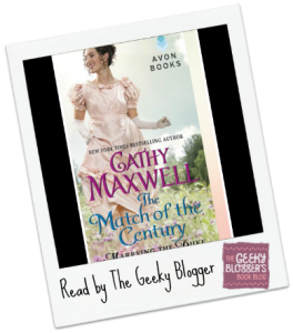Review: The Match of the Century by Cathy Maxwell