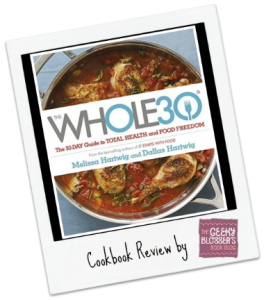 Review: Whole 30 by Melissa Hartwig